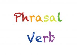 Phrasal verb blog